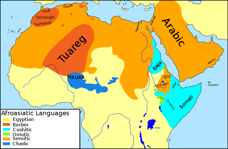 map of north africa and southwest asia