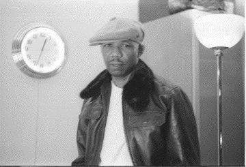 Billy Gamb the Nubian b&w