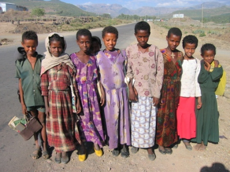 Falasha Ethiopians