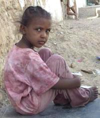Nubian Dongolawi Girl
