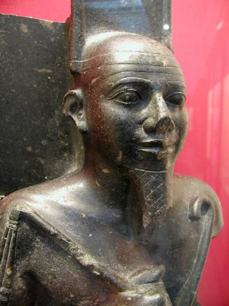 Nubian Pharaoh Taharqa 25th Dynasty