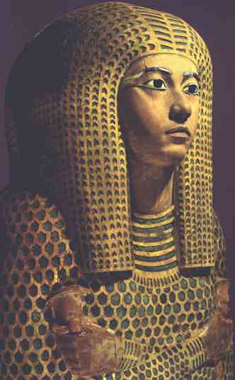 Queen Meryt-Amen the 19th Dynasty