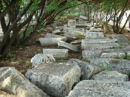 Sephardic Tombstones 2