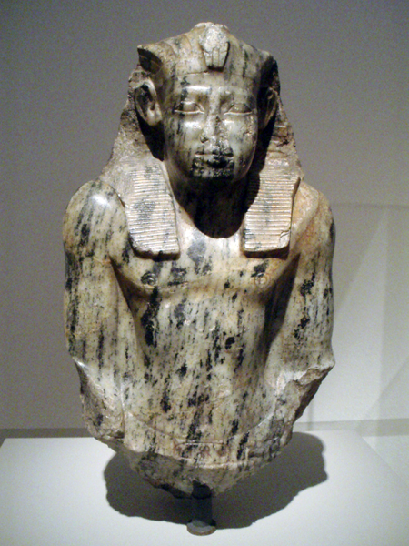 Sesostris the Ist 12th Dynasty from Altes Museum inBerlin