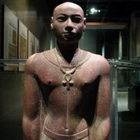 Kushite Prince Horkhemet of Nubian Dynasty Son of Shabako