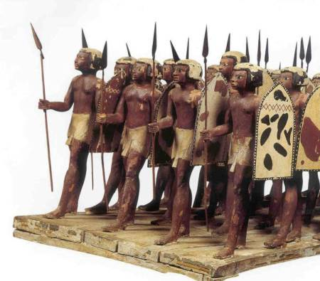 Ta-Seti (beja) Warriors