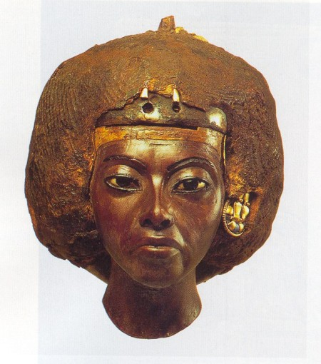 Queen Tiye of the 20th Dynasty THE NEW KINGDOM..