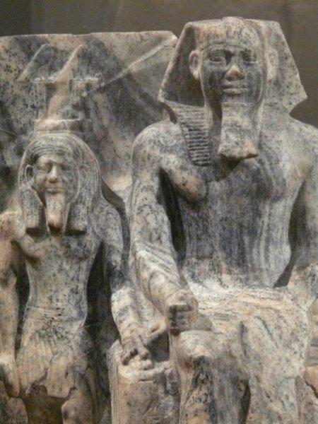 Egyptian Sahure 5th Dynasty Statue 2