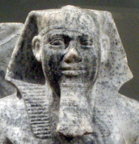 Egyptian Sahure from the 5th Dynasty @ the Metropolitan Museum