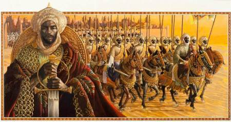 Mansa Musa 5 Moors of North Africa