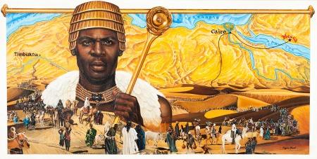 Mansa-Musa Timbuktu, Egypt to Mecca