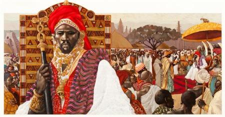 Sunni ali Ber of Songhai(1464-1492)